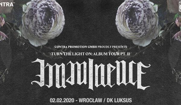Going. | Imminence - D.K. Luksus