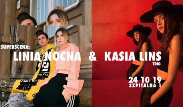 Going. | SuperScena: Linia Nocna & Kasia Lins  | Szpitalna 1 - Szpitalna 1