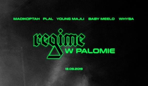 Going. | Regime w Palomie - Paloma nad Wisłą