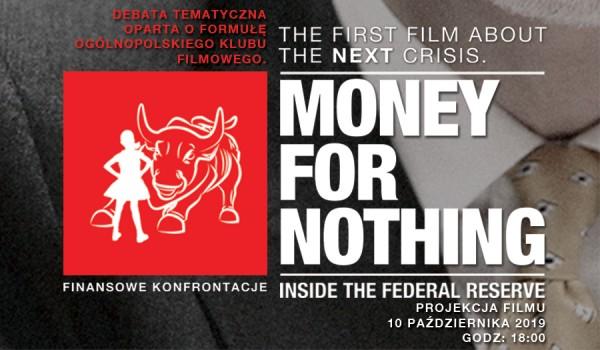 Going.   Finansowe Konfrontacje - Kino Szpulka - Łódzki Dom Kultury
