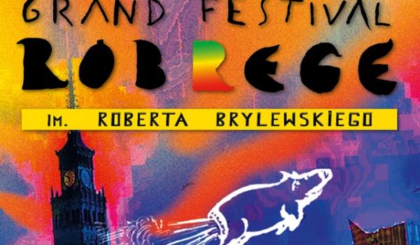 Going. | Grand Festival Róbrege - Namiot Festiwalowy przed PKiN