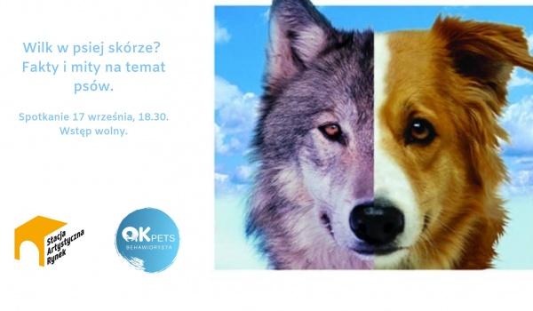Going. | Wilk w psiej skórze? Fakty i mity na temat psów - Stacja Artystyczna RYNEK