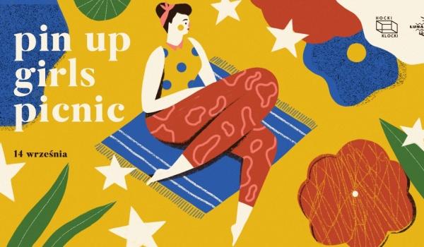 Going. | Pin-up Girls Picnic - Hocki Klocki nad Wisłą
