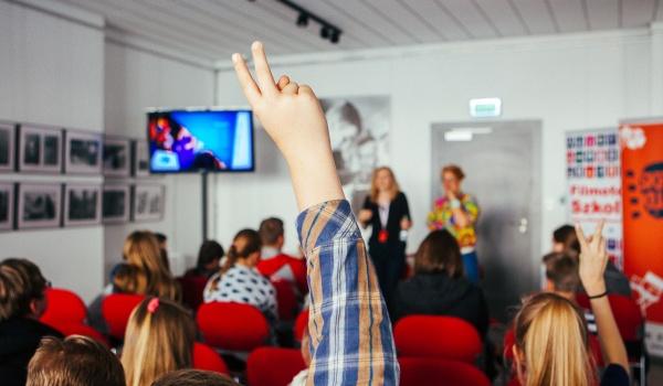 Going. | Filmoteka Szkolna na 44. Festiwalu Polskich Filmów Fabularnych - Gdyńskie Centrum Filmowe