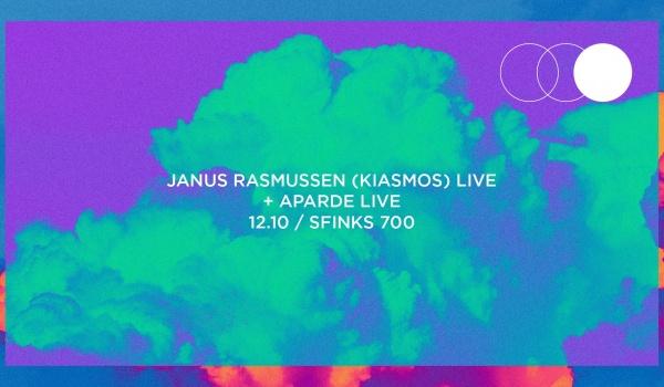 Going. | Janus Rasmussen (Kiasmos) / Aparde - Sfinks700