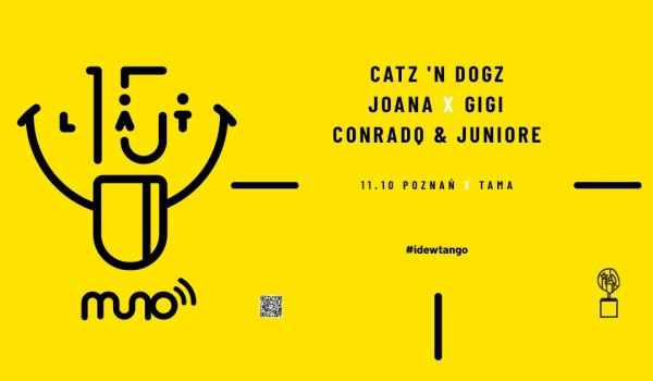 Going.   15 lat Muno.pl: Catz 'N Dogz, Conradq & Juniore, Joana, Gigi - Tama