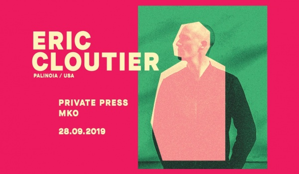 Going. | Eric Cloutier w 999: Private Press, Mko - 999