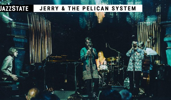 Going. | Jerry & The Pelican System || koncert + jam session - Klub SPATiF