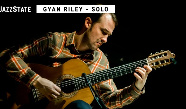 Going. | Gyan Riley I recital solo - Klub SPATiF