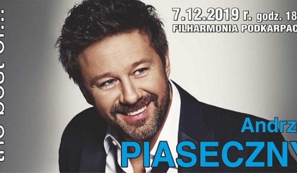 Going. | Andrzej Piaseczny THE BEST OF... - Filharmonia Podkarpacka im. Artura Malawskiego