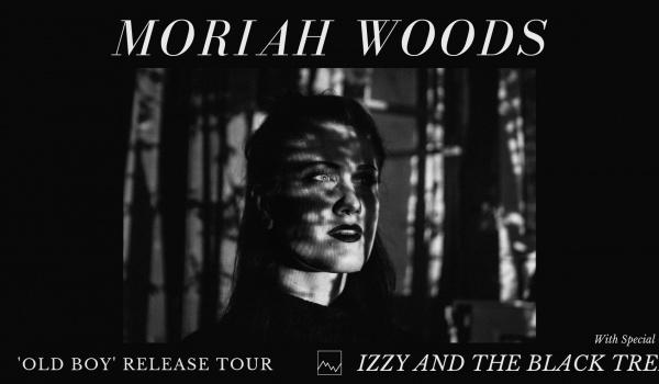 Going. | Moriah Woods [USA] + Izzy And The Black Trees - DOM Łódź
