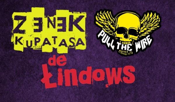 Going. | Zenek Kupatasa / Pull the Wire / De Łindows - D.K. Luksus