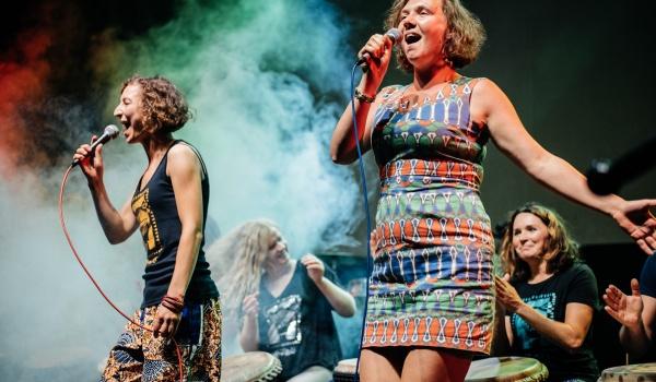 Going. | Afro - śpiewy - warsztaty śpiewu grupowego - Folk'n'Roll