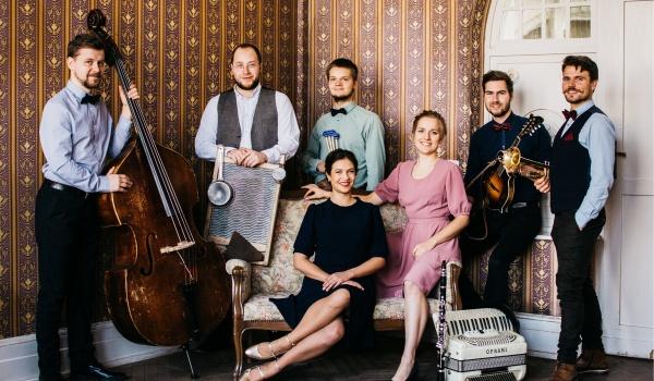 Going. | Warszawska Orkiestra Sentymentalna - Stary Klasztor