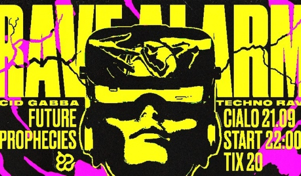 Going. | Rave Alarm #76 Future Prophecies - Ciało