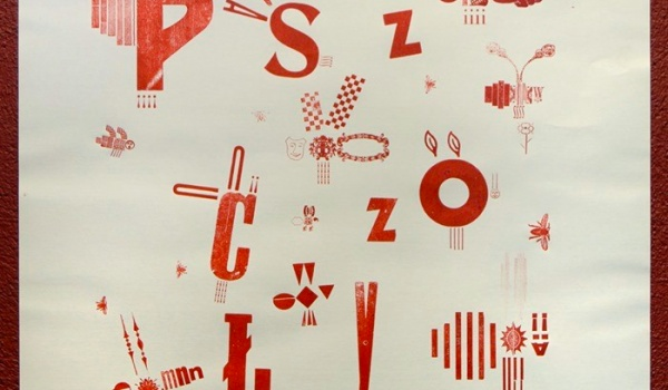 Going. | Pszczoły – ilustracje Piotra Sochy - zamknięcie wystawy - Dom Słów
