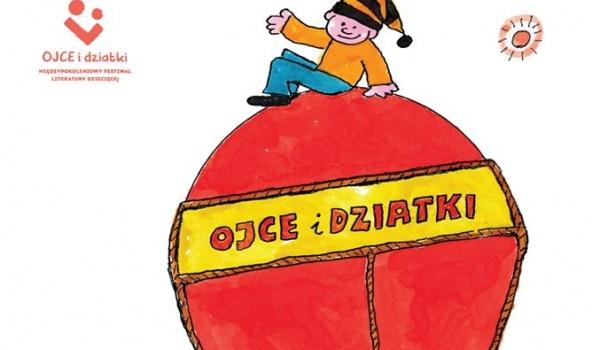 Going. | Międzypokoleniowy Festiwal Literatury Dziecięcej /Ojce i dziatki - Centrum Spotkania Kultur w Lublinie