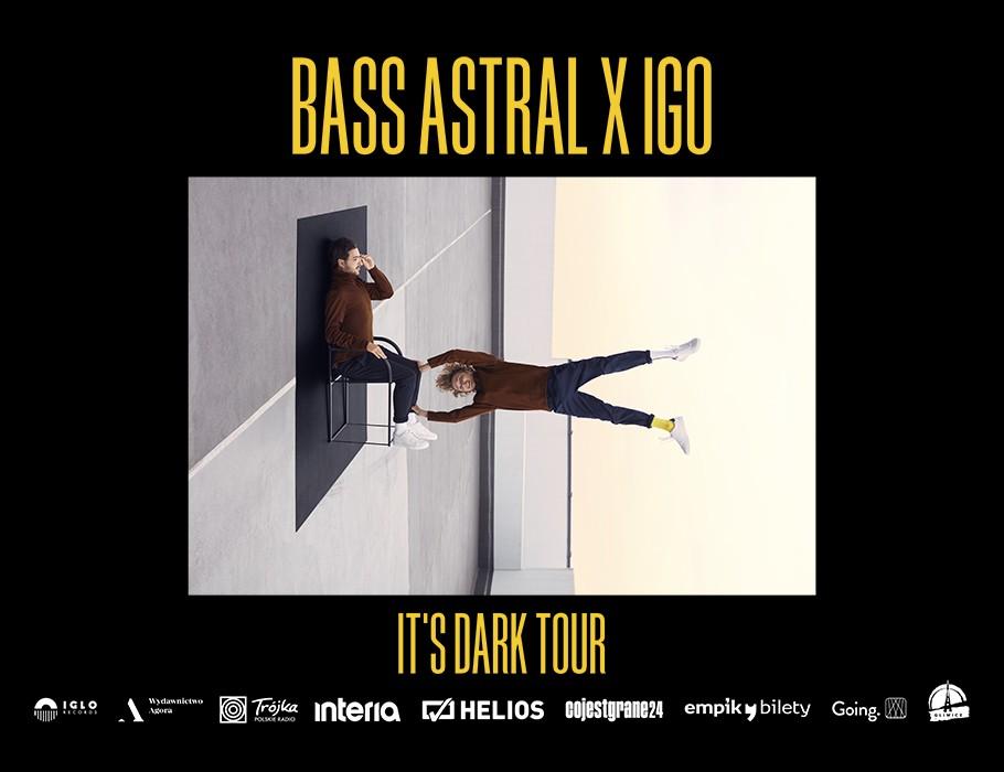 SOLD OUT / BASS ASTRAL x IGO - IT'S DARK | Kraków