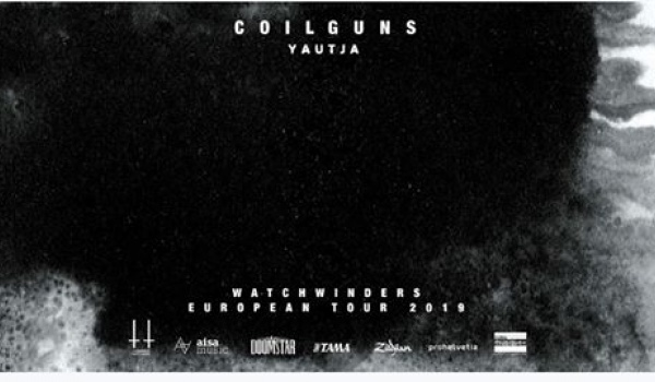 Going.   Coilguns / Yautja - Pogłos