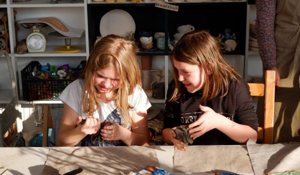 Going.   Ceramika dla dzieci - Pracownia ceramiczna Gliniana Kula