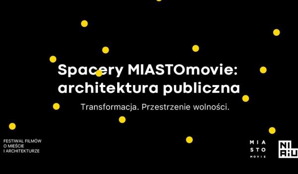 Going. | Spacery MIASTOmovie 7: Architektura publiczna - Wroclaw