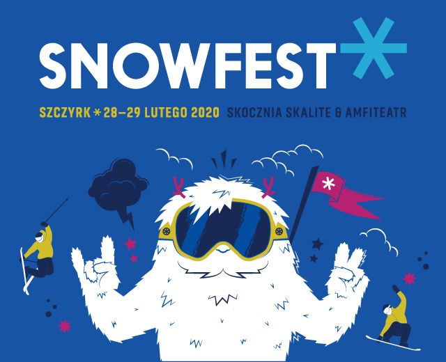 Going. | SnowFest Festival 2020