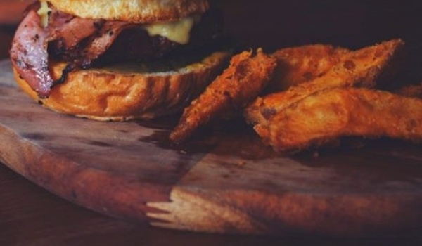 Going. | Burgery w roli głównej - The Kitchen- studio kulinarne