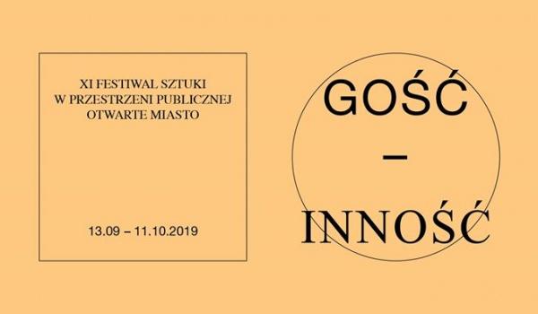 Going. | XI Festiwal Otwarte Miasto / Open City : wernisaż - Zamek Lubelski