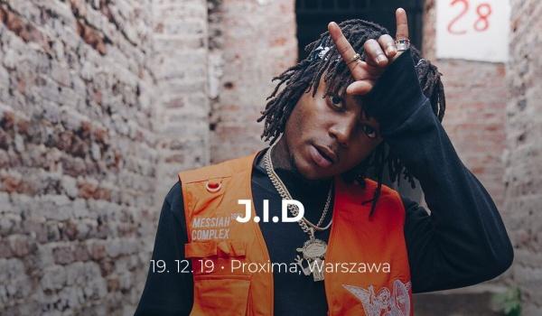 Going. | J.I.D - Proxima