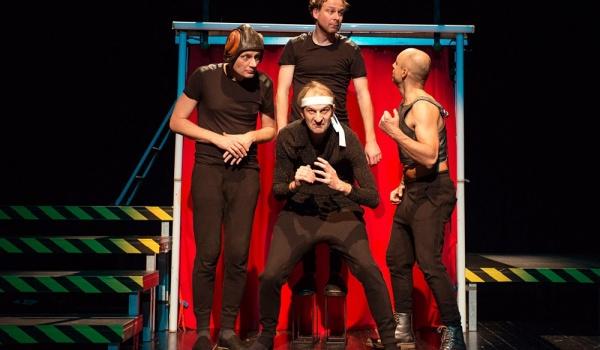 Going. | Quo vadis | reż. Rafał Rutkowski - Teatr Łaźnia Nowa