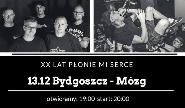 Going. | 1125 / XX Lat Płonie Mi Serce - MÓZG
