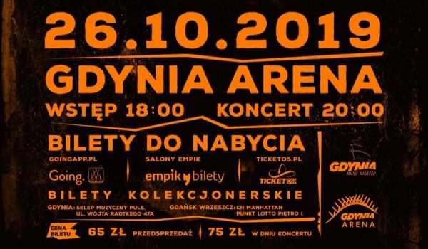 Going. | Kult - Pomarańczowa Trasa | Gdynia - Gdynia Arena