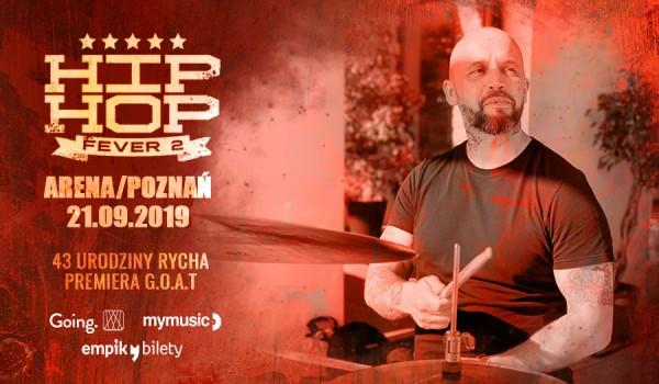Going. | HIP-HOP FEVER 2 - Hala Arena Poznań
