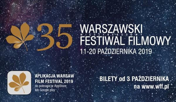 Going. | 35. Warszawski Festiwal Filmowy - Kinoteka i Multikino Złote Tarasy