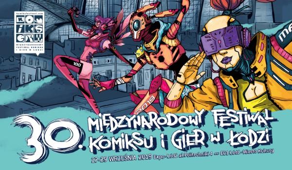 Going. | 30. Międzynarodowy Festiwal Komiksu i Gier | 28-29.09 - Nowa Hala EXPO Łódź
