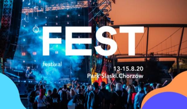 Going. | FEST Festival 2020 - Park Śląski