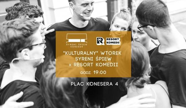 Going. | Kulturalny Wtorek / Syreni Śpiew x Resort Komedii - Syreni Śpiew