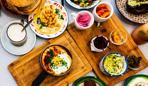 Going. | Wspólna Kuchnia / Common Kitchen / Общая кухня: Israel - Dwa Jelonki