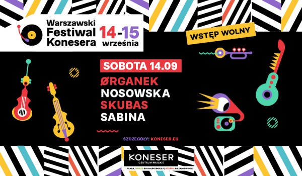 Going. | Warszawski Festiwal Konesera - dzień 1 - Centrum Praskie Koneser