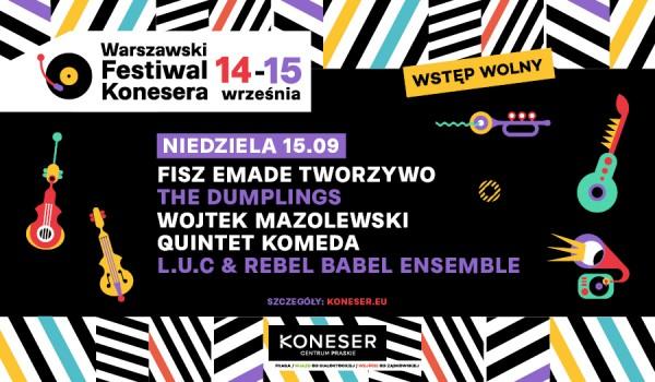 Going. | Warszawski Festiwal Konesera - dzień 2 - Centrum Praskie Koneser