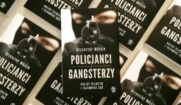 Going. | Policjanci i gangsterzy│Spotkanie z Krzysztofem Wójcikiem - Biblioteka Oliwska