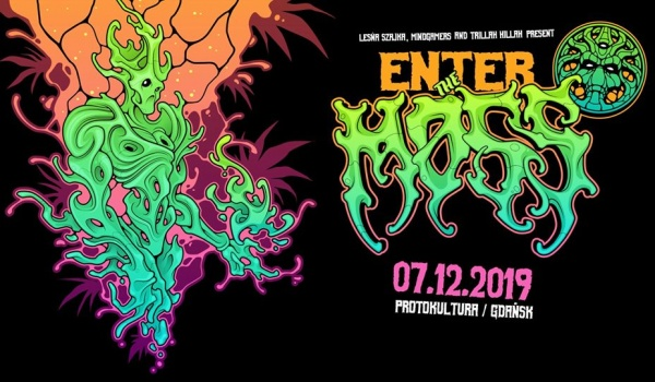Enter The Moss - Psychedelic Party