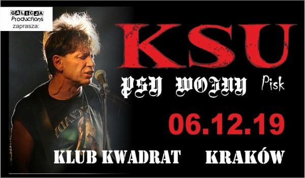 Going. | KSU, Psy Wojny, Pisk - Klub Kwadrat