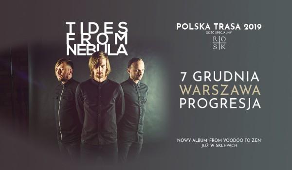 Going. | Tides From Nebula & ROSK | Warszawa - Progresja