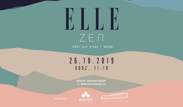 Going. | ELLE ZEN - TARGI DLA CIAŁA I DUCHA - Forum Wydarzeń