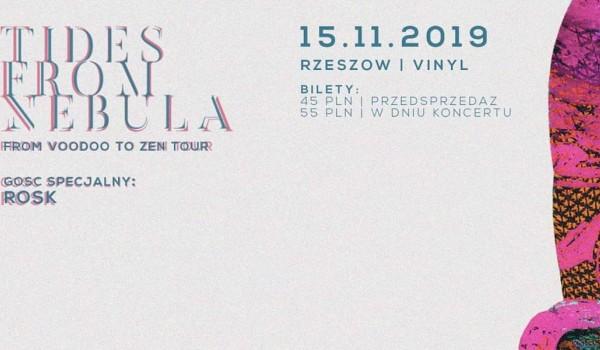 Going.   Tides From Nebula + ROSK • Rzeszów • Klub Vinyl - Klub Vinyl