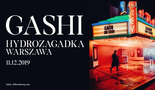 Going. | Gashi - Hydrozagadka