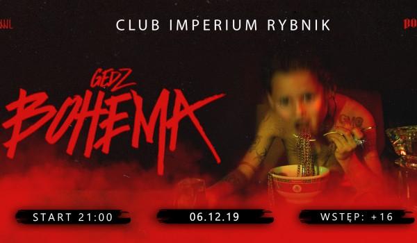 Going. | Gedz w Rybniku | Koncert Premierowy | Imperium Club - Club Imperium