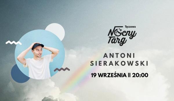 Going. | Czwartek na Tęczowej: Antoni Sierakowski - Nocny Targ Tęczowa