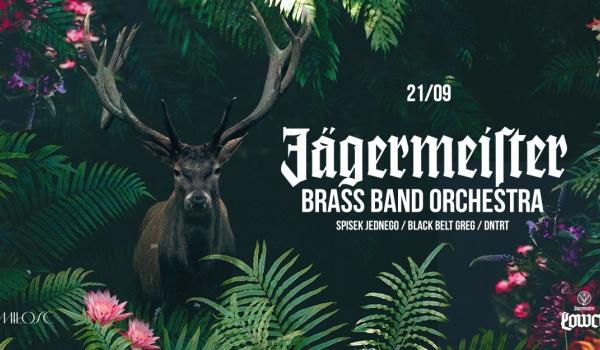 Going.   Jägermaister Brass Band Orchestra w Miłości! - Miłość / Patio Kredytowa 9